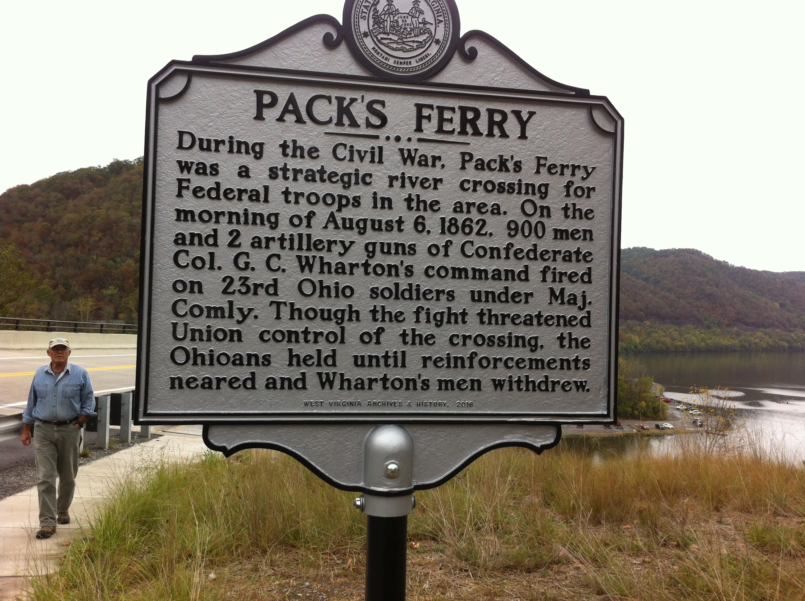 packs ferry